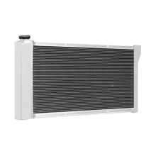 Chevrolet/GM C/K Truck 3-Row Performance Aluminum Radiator, 1967–1972