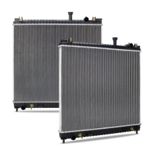 Nissan Armada Replacement Radiator, 2005-2015