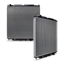 Ford F-Series Super Duty 6.0L V8 Diesel Replacement Radiator, 2005-2007