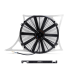 BMW E46 M3 Performance Aluminum Fan Shroud Kit, 2001–2006