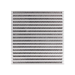 "Universal Air-to-Air Race Intercooler Core 10.5"" x 10.4"" x 3.5"""