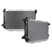 Ford Bronco w/ AC Replacement Radiator, 1985-1996