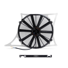 BMW E46 M3 Performance Aluminium Fan Shroud Kit, 2001–2006