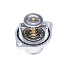 Ford 6.0L Powerstroke High-Temperature Thermostat and CNC Housing, 2003–2007
