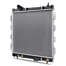 2001-2002 Chrysler PT Cruiser Radiator Replacement