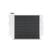 Jeep Wrangler YJ & TJ with Chevrolet V8 LS Engine Swap Aluminium Performance Radiator, 1987–2004