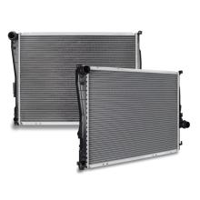 BMW 330i 3.0L Replacement Radiator, 2001-2005