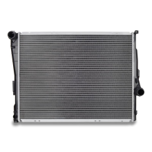 BMW 323is 2.5L Replacement Radiator, 1998-1999