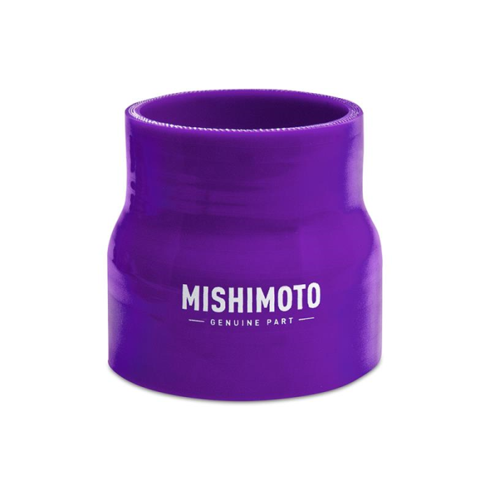 "Mishimoto 2.5"" to 2.75"" Silicone Transition Coupler, Black"