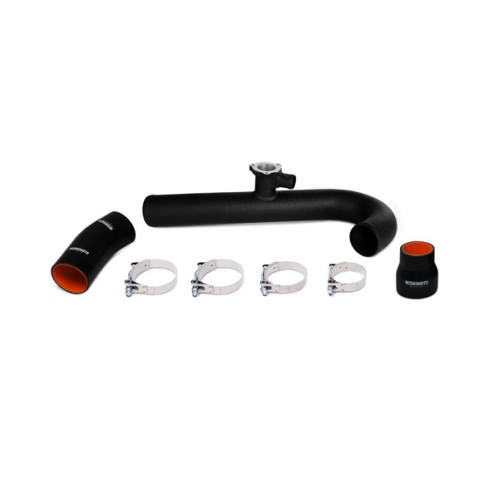 Ford Mustang EcoBoost Hot-Side Intercooler Pipe Kit, 2015+