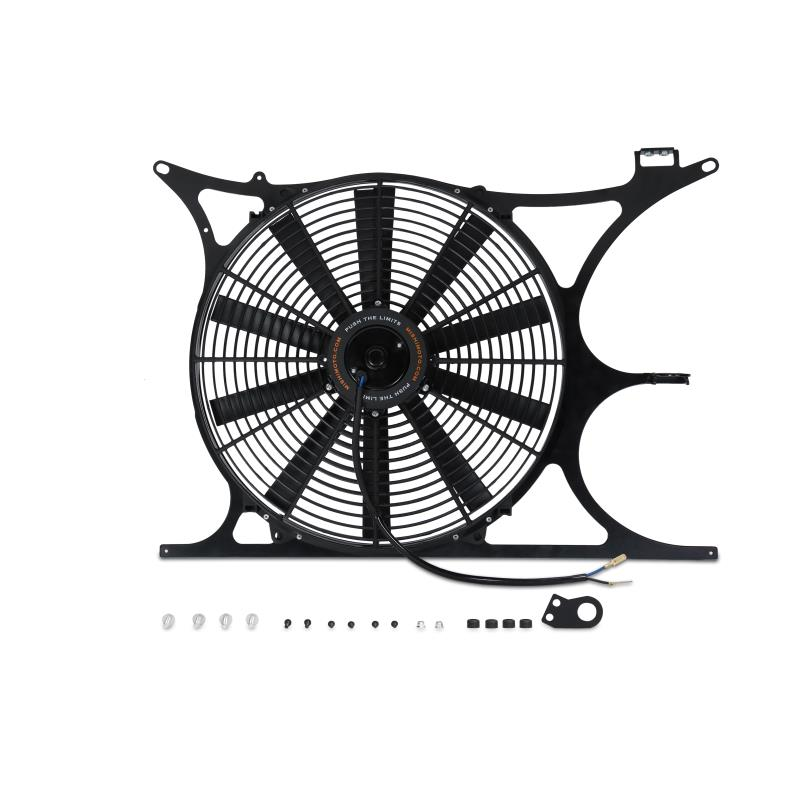 BMW E36 Performance Fan Shroud Kit, 1992–1999