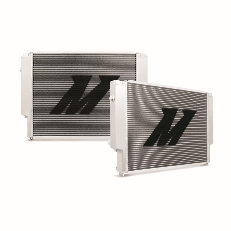 BMW E30/E36 X-Line Performance Aluminium Radiator, 1988–1999