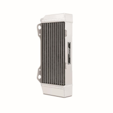 Honda CRF450R Braced Aluminium Dirt Bike Radiator, 2005-2008
