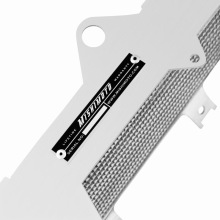 Honda CRF450R Right Braced Aluminum Dirt Bike Radiator, 2009-2012