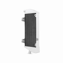 KTM 250EXCF Left Braced Aluminum Dirt Bike Radiator, 2008-2011