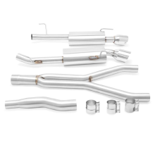Ford Mustang EcoBoost Cat-Back Exhaust, 2015+