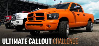 Ultimate Call Out Challenge 2018